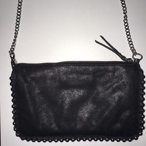 Zara little black bag